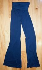 291 VENICE Blue Size 01 Small Sweat Lounge Pant 100% Supima Cotton  Made in USA