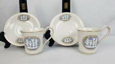 New listing Vista Alegre Portugal Porcelain Wedgwood Tea Cup And Saucer