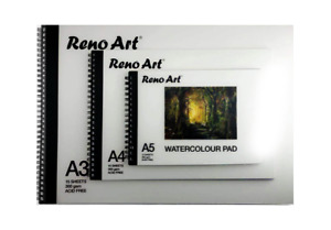 Watercolour Pad A3 A4 A5 300gsm for Artist Painting Art Paper Sketch Book Draw