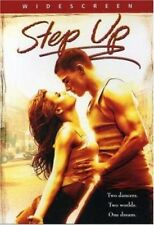 Step Up (DVD, 2006, Widescreen) Channing Tatum, Jenna Dewan Region1 New