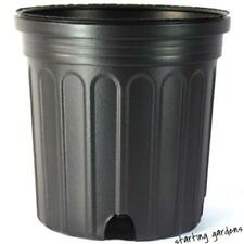 3 Gallon Nursery Pot (Qty.10) Plastic Container, Gardening Pots