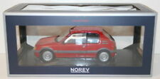 Voitures, camions et fourgons miniatures rouge pour Peugeot 1:8
