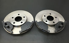 FORD FOCUS MK2 2005-2010 (278mm) FRONT BRAKE DISCS AND PADS SET