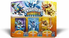 Activision Skylanders Giants Triple Pack #1: Pop Fizz, Whirlwind, Trigger Happy
