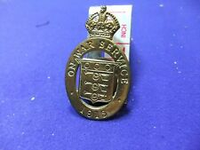 vtg badge on war service munitions 90545 L prefix 1915 ww1 home front war effort