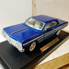 Superior Chevrolet 1964 Impala 1:24 Die Cast Sunnyside
