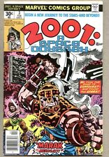 2001 : A Space Odyssey #3-1977 fn Jack Kirby Marak the Monolith