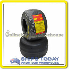 GO KART TYRE DUNLOP DFM Front  10x4.5-5 FRONT TYRE - NEW