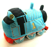 "Thomas and Friends Plush Pillow Thomas The Tank Engine Stuffed 15"" Locomotive"