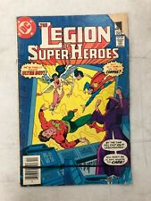 DC Legion of Super Heroes Vol 33 No 282 Dec 1981 Comic Book