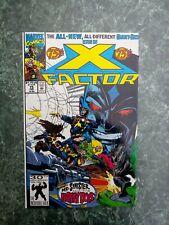 X Factor- #75  Marvel Comics - *I combine shipping* 8.5 VF+