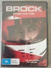 Peter Brock Over The Top DVD Holden HSV Hrt Bathurst Skaife Lowndes
