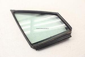 SUBARU LEGACY 15 16 17 18 19 FRONT PASSENGER DOOR VENT WINDOW GLASS CLEAR OEM