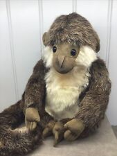 More details for vintage merrythought monkey bnwt soft toy limited edition