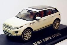 1/43 RANGE ROVER EVOQUE BIANCO 2011 SPECIALE