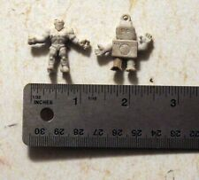 Vintage Vending Toy: bootleg Muscle Men: jiggler small white action figure