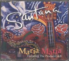 Santana - Maria Maria 6 Tracks Cd Eccellente