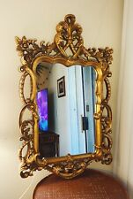 New listing Gorgeous French Style Gold Mirror