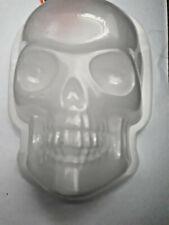 Halloween Skull Jelly Mould