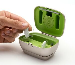 Phonak Combi Advance Charger - Compatiable with Phonak Rechargable RIC 90/70/50