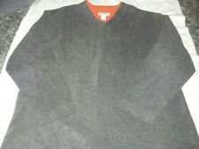 Ivy Crew Options v-neck men's medium soft fleece