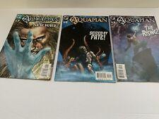 Aquaman # 1-3 Comic Bundle DC Comics