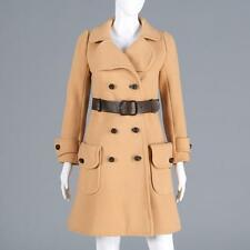 Emanuel Ungaro Paris camel hair coat with skirt Lot 2167