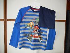 Boy's Nintendo Super Mario Pyjamas 8-9 Years
