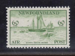Newfoundland #C16 Extra Fine Never Hinged Gem