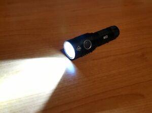 NITECORE MH23 1800 Lumen High Performance Rechargeable Pocket-Sized Flashlight