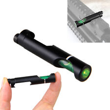 Metal Spirit Bubble Level fit 20mm Picatinny Weave Rail for Rifle Scope Sight