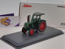 """Schuco PRO.R 09073 # Famulus RS 14/36 Traktor Baujahr 1964 in """" grün """" 1:43 NEU"""