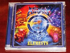 Atheist: Elements CD + DVD 2 Disc Set 2015 Season Of Mist Records SOM 279 NEW