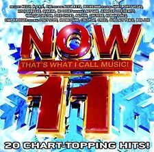 Nelly Eve Beenie Man Shakira Now That's What I Call Music! 11 CD New Sealed