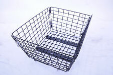 Trike HUGE Folding Wire Basket for Adult tricycle/Disability/Mobility Project