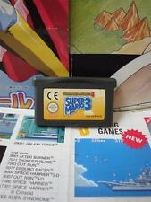 Game Boy Advance GBA:Super Mario Advance 4 [TOP SUPER MARIO BROS 3] SEUL - Fr