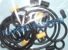 Kit caoutchoucs flipper WILLIAMS  DINER   1990 elastiques noirs
