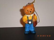 Avon Hobby Bear christmas Ornament- Photography