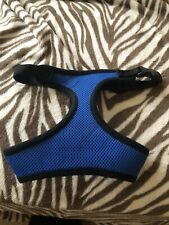 New listing Top Pets Products Blue Medium Harness