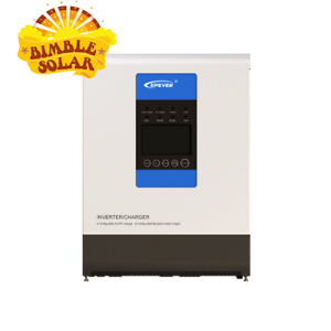 24V 3000W EPever Upower All In One Combined 3Kw Inverter 60A MPPT 150VOC - UP300