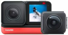 Insta360 ONE R Twin Edition Camcorder - Red/Black - Open box demo