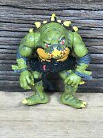 Vintage 1991 TMNT Tokka Teenage Mutant Ninja Turtles Action Figure Playmate Toys