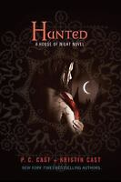 HUNTED by PC, Kristin Cast a paperback book FREE USA SHIPPING House of Night 5