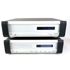 MUSICAL FIDELITY DM-25 CD PLAYER/VALVE UPSAMPLING DAC 24bit 192kHz  -IDEAL AUDIO