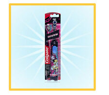 Monster High Power Tooth Brush Colgate Girls Spinbrush Extra Soft Toothbrush