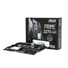 ASUS PRIME Z270-AR LGA 1151 ATX Intel Motherboard FREE SHIPPING TO USA ADDRESSES
