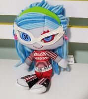 MONSTER HIGH GHOULIA RARE PLUSH DOLL PLUSH TOY SOFT TOY 18CM TALL