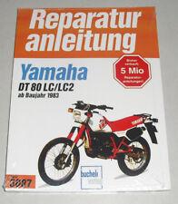 Reparaturanleitung Yamaha DT 80 LC / LC2 ab 1983