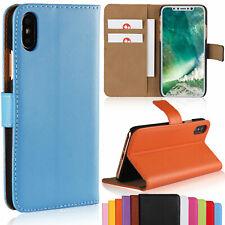 Apple iPhone X Xs Bookstyle Tasche Schutzhülle Handy Hülle Cover Flip Case Etui