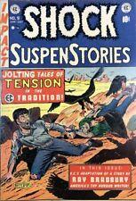 SHOCK SUSPENSTORIES #9 (1953) VG/FN 5.0  GOLDEN AGE E.C HORROR